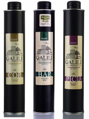 Olive oil 500ml trio – International shipment