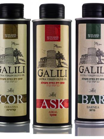 5pcs Olive oil 250ml – International shipment